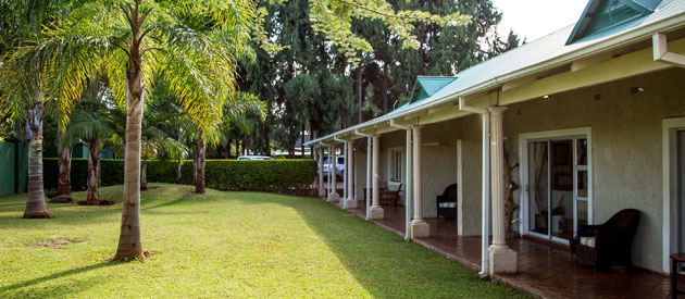 GREYSTONE LODGE, HARARE